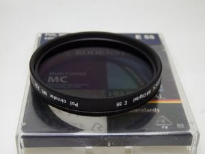Cветофильтр  Rodenstock Digital HR C-PL MC 55mm