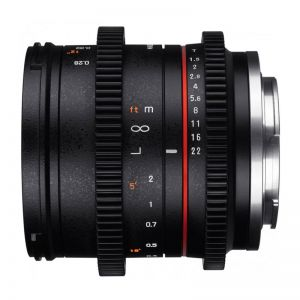 Объектив Samyang 21mm T1.5 ED AS UMC CS CINE Canon M