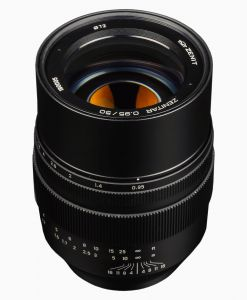 Объектив Зенит Зенитар 50mm f/0.95 Sony E-mount