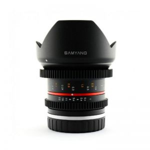 Объектив Samyang 12mm T2.2 NCS CS VDSLR Sony E