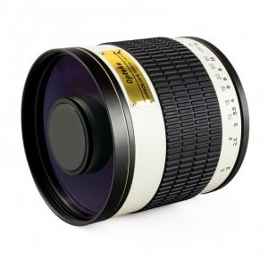 Объектив Opteka 500mm f/6.3 Mirror T-Mount