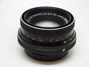 Объектив Carl Zeiss Jena Biometar MC 80mm f/2.8 (Б/У)