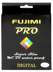 Светофильтр Fujimi PRO 58mm MC-UV Super Slim WP
